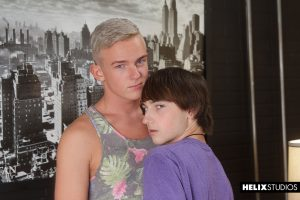 Twinks Tattoos Kissing Jeremy Price Gay Cole Claire Brunette Blowjob Blonds Big Dick Bareback Anal Sex American  Helix Studios: Well Priced (Cole Claire, Jeremy Price)