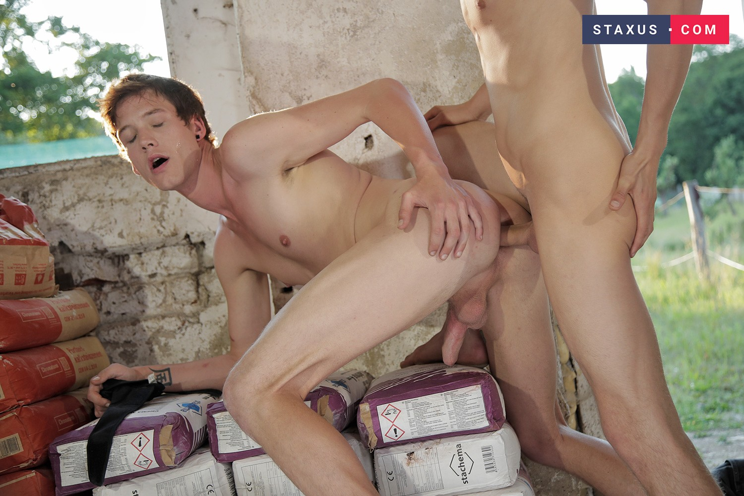 Uncut Cocks Twinks Sports Rimming Raw Jockstrap Gay Footballer David Hollister Connor Rex Blowjob Blonds Big Dick Bareback Ball Sucking Anal Sex  Staxus: Overawed Fan Gets His Hungry Hole Called To Hot Raw Service! (David Hollister, Connor Rex)
