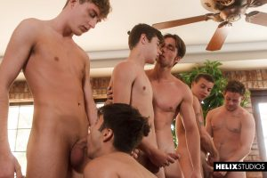 Twinks Twink Rimming Orgy Luke Wilder Kissing Josh Brady Joey Mills Jock on Twink Jock on Jock Jock Hunks   Studs Group Sex Gay Gang Bang Facials Cream Pie Corbin Colby Cameron Parks Boys Blowjob Big Dick Bareback Angel Rivera Anal Sex  Helix Studios: Splash (Josh Brady, Joey Mills, Corbin Colby, Cameron Parks, Luke Wilder, Angel Rivera)
