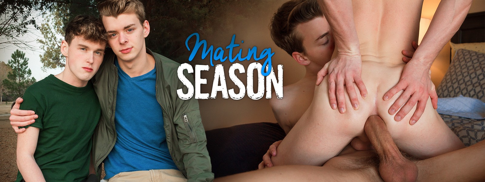 Young Twink Teens Teenboy Teenage Rimming Kissing Hunter Graham Gay Ethan Helms Brunette Boys Blowjob Big Dick Bareback Anal Sex  8Teenboy: Mating Season (Hunter Graham, Ethan Helms)