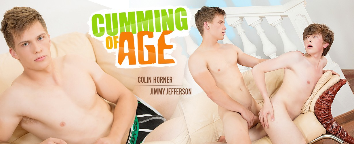 Young Underwear Uncut Cock Twinks Studs Rimming Muscular Jimmy Jefferson Gay Cut Dick Colin Horner Boys Blowjob Bareback Anal Sex  Staxus: Floppy Haired Fresher Takes A Hunky Pounding For His Debut! (Colin Horner, Jimmy Jefferson)