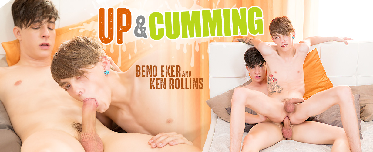 Young Underwear Uncut Cocks Twinks Twink Tattoos Rimming Ken Rollins Gay Dark Haired Boys Blowjob Beno Eker Bareback Anal Sex  Staxus: Newbie Gets To Make Dreams Cum True With An Onscreen Fuck! (Beno Eker, Ken Rollins)