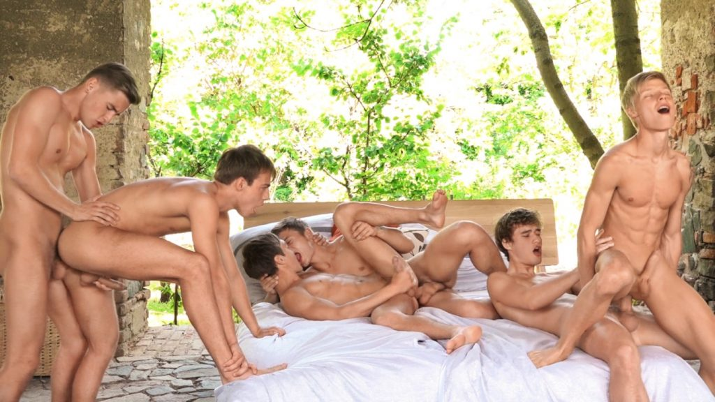 Uncut Cock Twinks Sven Basquiat Rimming Pip Caulfield Muscular Kissing Kieran Benning Jocks Jock on Twink Jock on Jock Jock Jim Durden Jason Bacall Hunks – Studs Gay Cumshot Condom Free Blowjob Big Dick Bastian Dufy Bareback Anal Sex  Freshmen: Pip, Sven, Jim with Bastian, Kieran, Jason