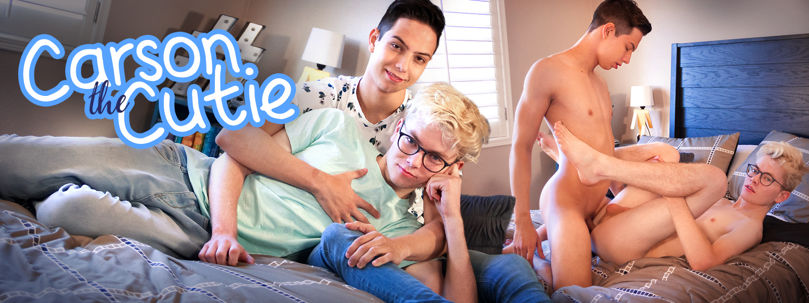 Young Twink Teens Teenage Smooth Sebastian Fox Rimming Kissing Gay Carson Peters Brunette Boys Blowjob Blonds Big Dick Bareback Anal Sex American  8Teenboy: Carson the Cutie (Sebastian Fox, Carson Peters)
