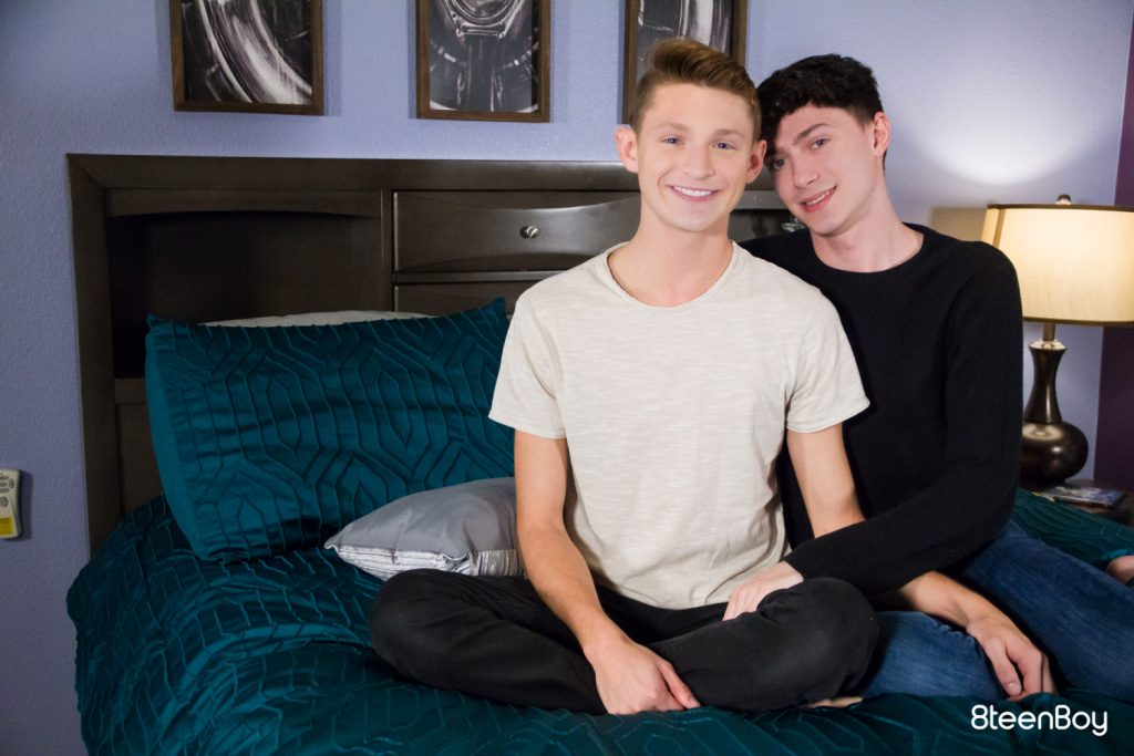 Young Twink Teens Teenage Tattoos Rimming Kurt Niles Kissing Gay Garrett Kinsley Brunette Boys Blowjob Big Dick Bareback Anal Sex  8Teenboy: Best Friend Bang (Kurt Niles, Garrett Kinsley)